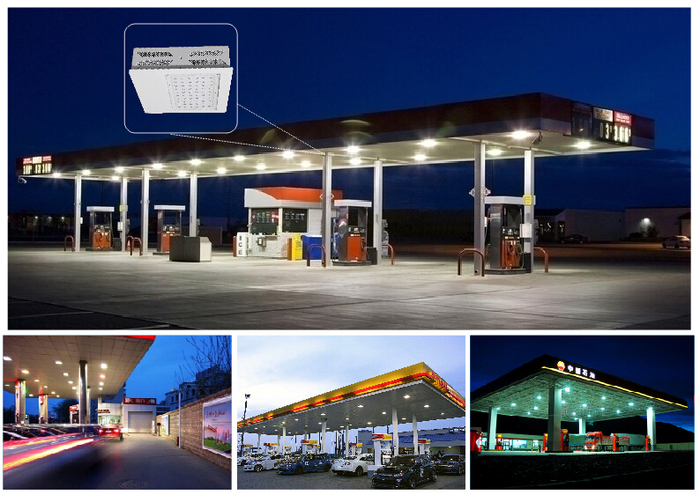 LED油站灯照明解决方案